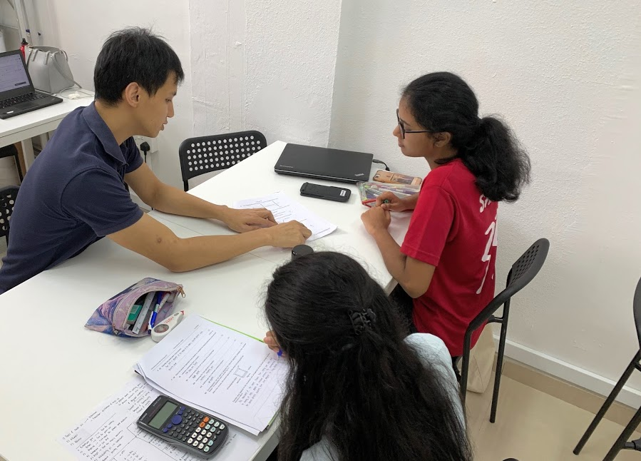 Secondary Science Tuition