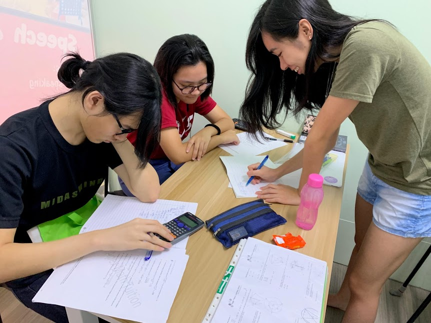 Secondary Math Tuition