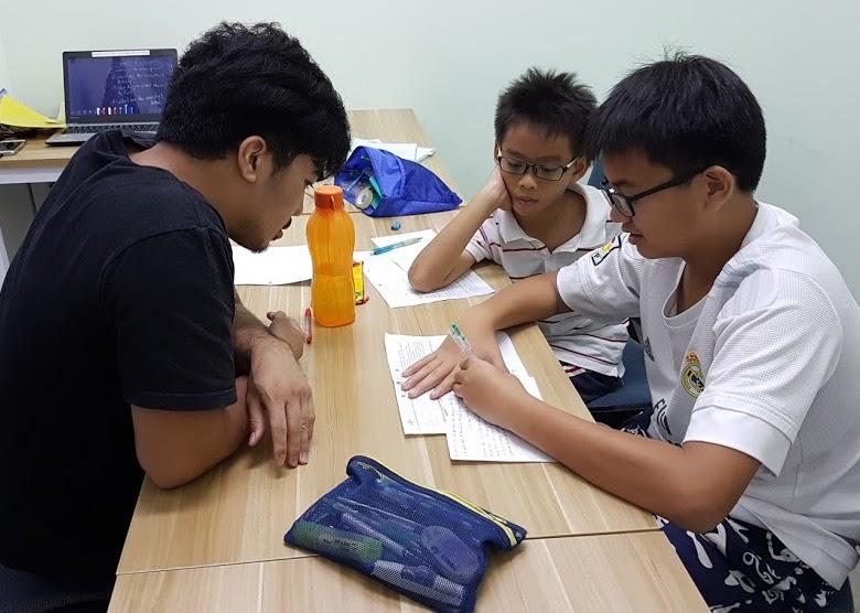 Algebra focused lesson for upper primary students