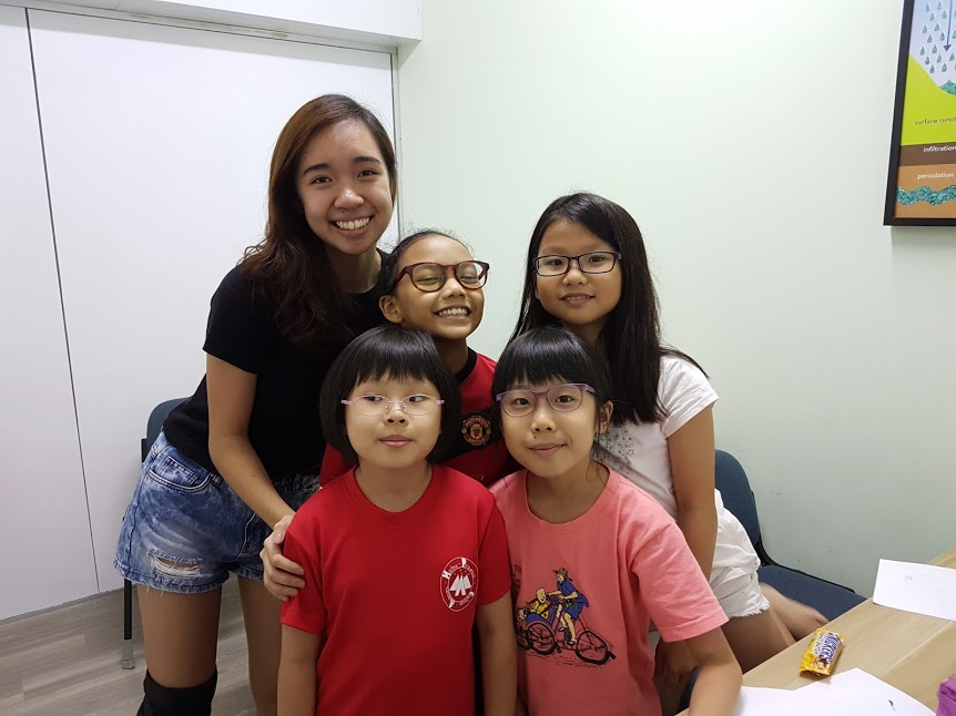 Primary Tuition Group Photo