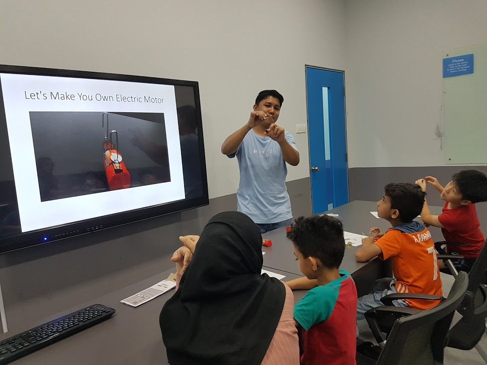 Coding Class with specialized trainer