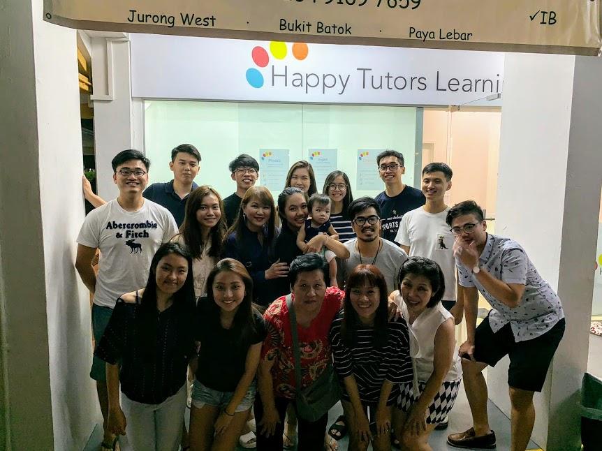 Happy Tutors Learning Centre Family