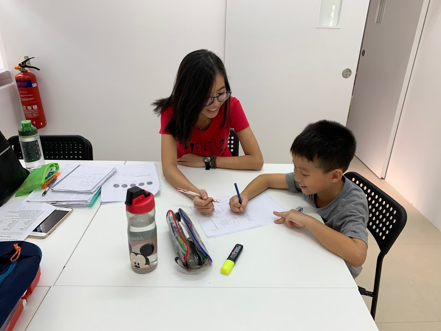 Primary Math Tuition