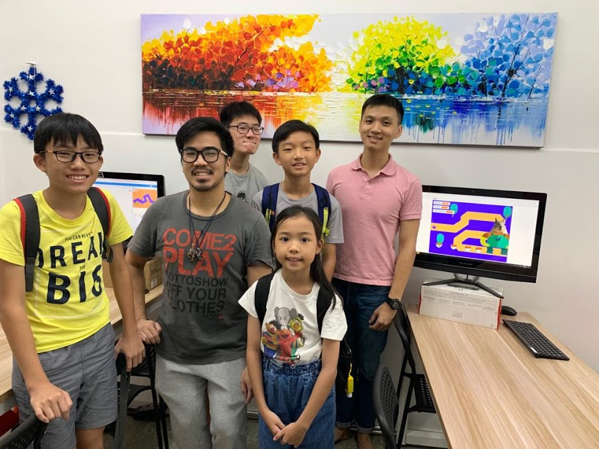 Small Group Tuition for Primary School Students